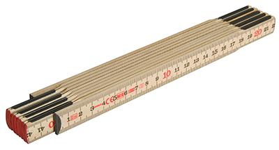 Duimstokken - Vouwmeters