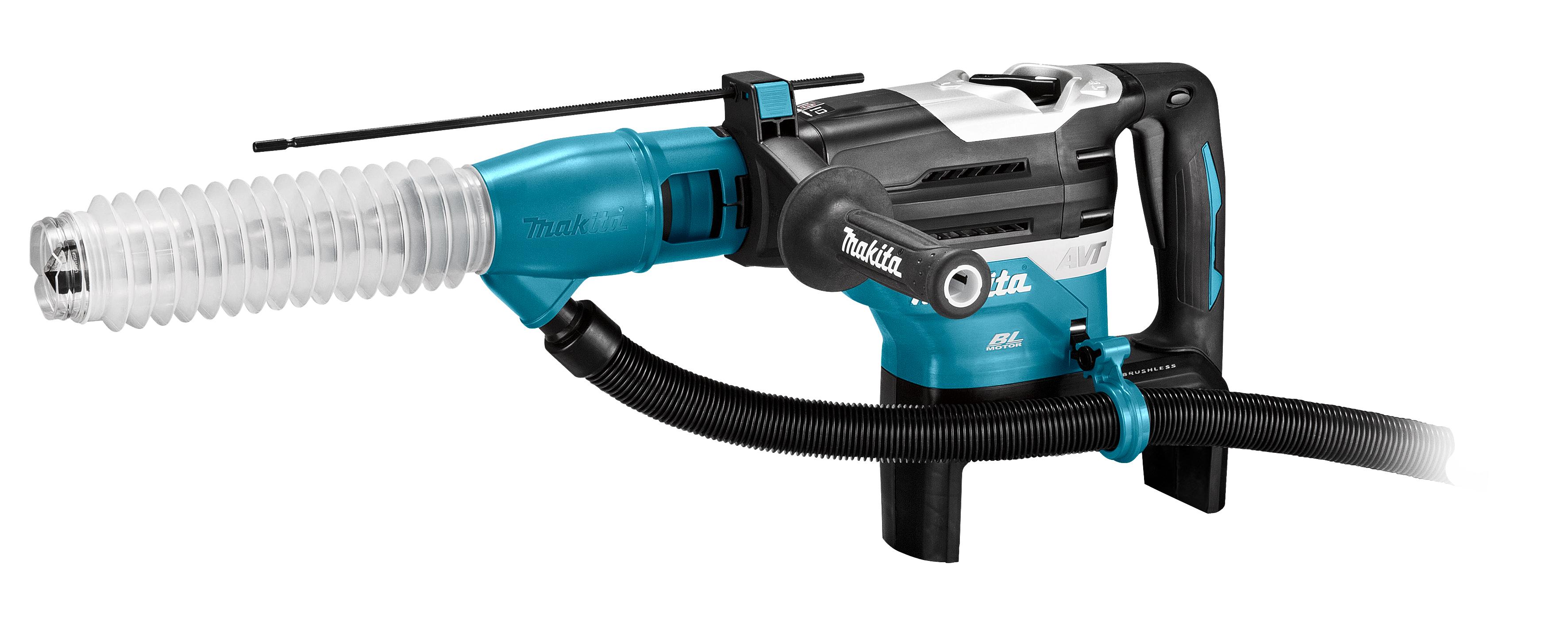 Makita DHR400- 2x 18 V SDS-MAX Combihamer