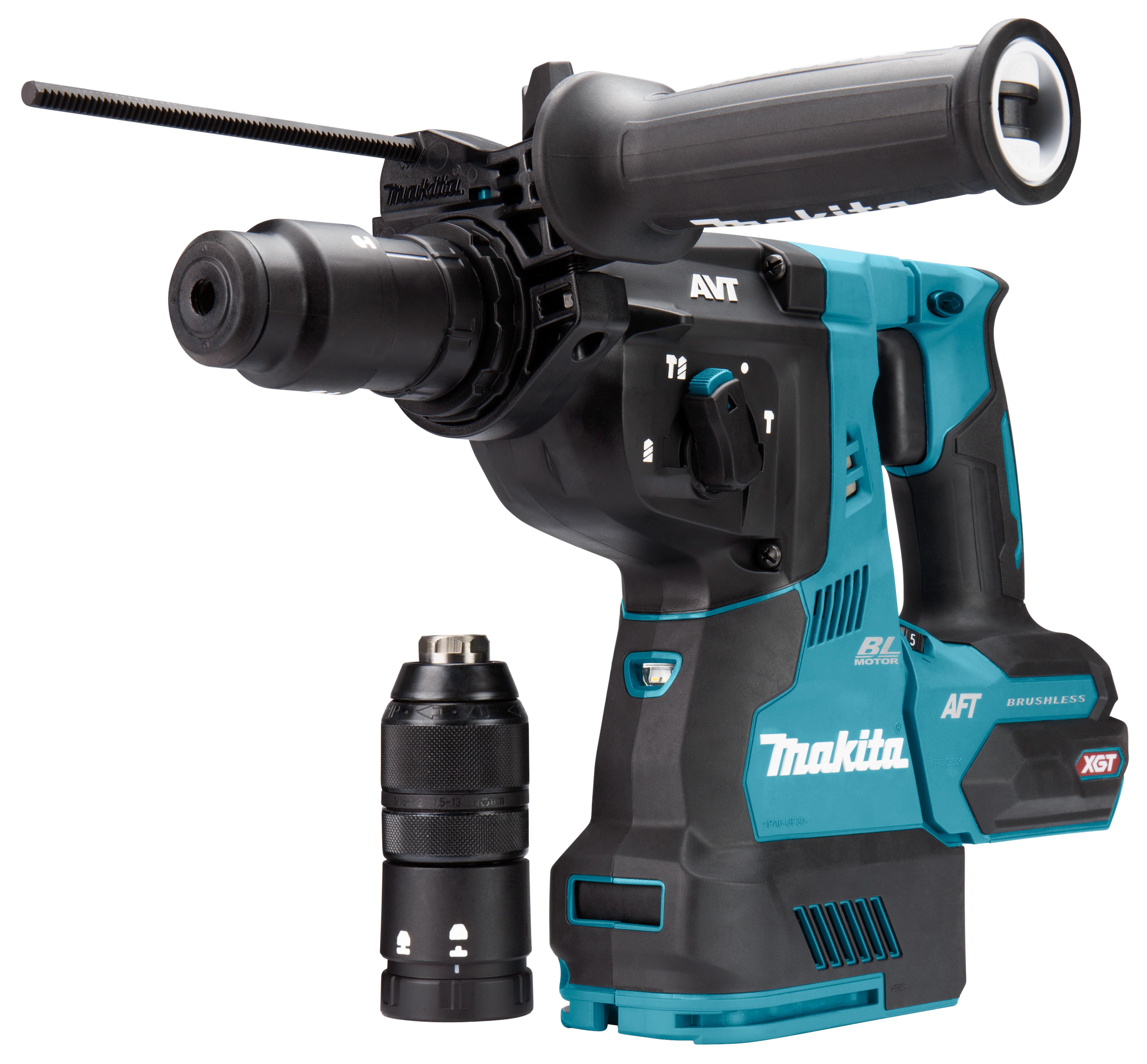 Makita HR002- 40V Max SDS-PLUS Combihamer