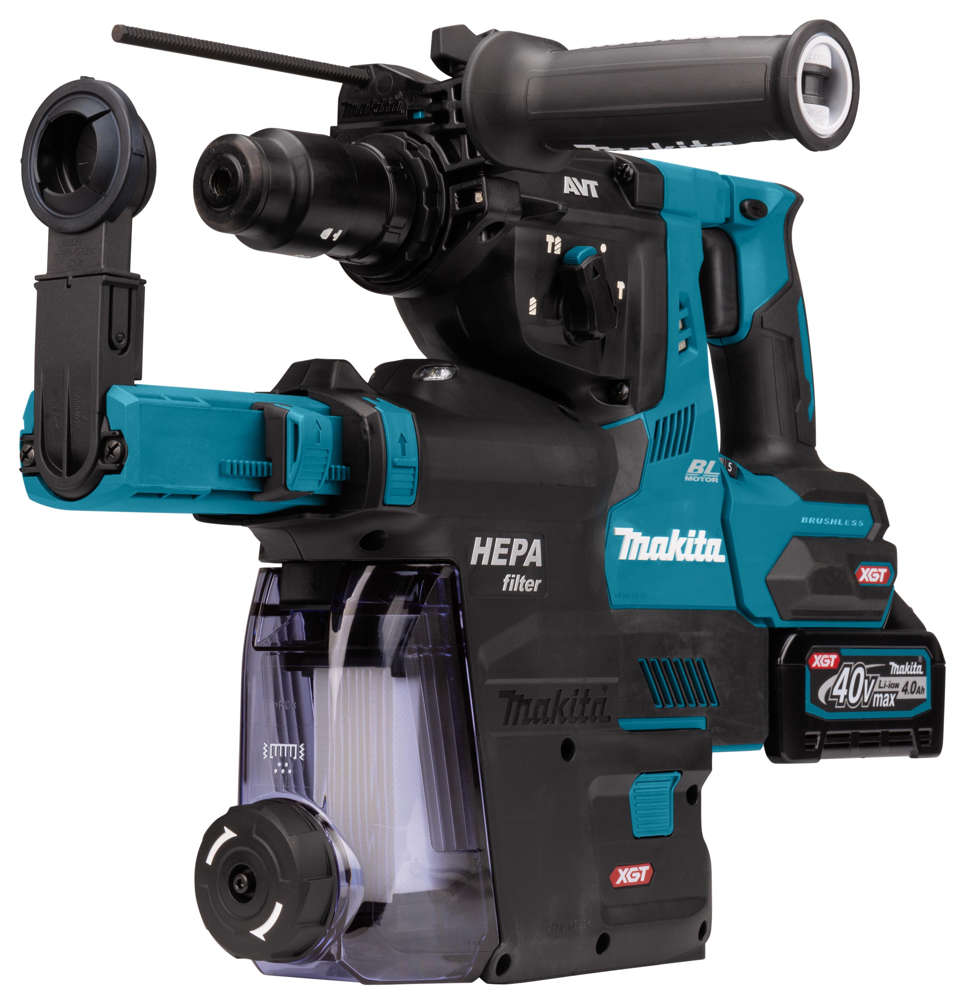 Makita HR004- 40V Max SDS-PLUS Combihamer