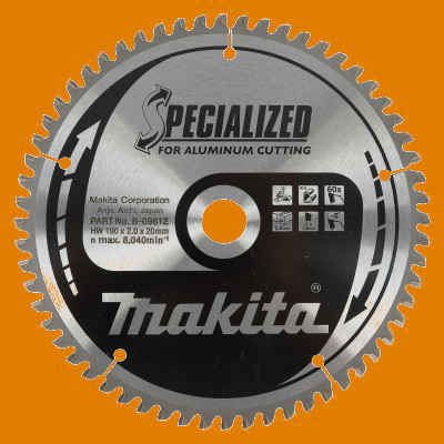 Specialized Aluminium: cirkelzaag