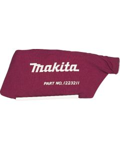 Makita 122548-3 Linnen stofzak bandschuurmachine
