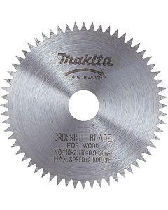 Makita 792010-8 Zaagb hout 110x20x0,9 50T