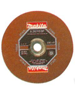 Makita P-05860 Afbraamschijf 180x6,0mm Met