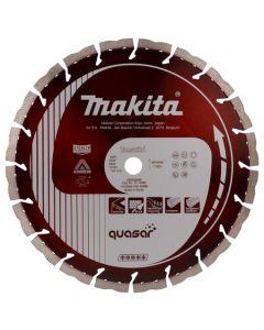 Makita B-13459 Diamantschijf 300x20x3,0mm rood