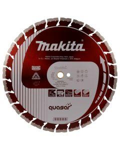 Makita B-13471 Diamantschijf 400x25,4x3,0mm rood