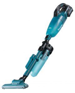 Makita CL001GA222 40 V Max Steelstofzuiger blauw