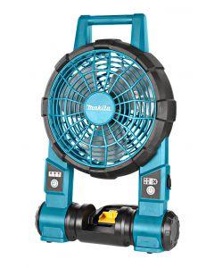 Makita DCF201Z 14,4 V / 18 V Ventilator