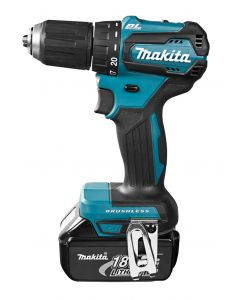 Makita DDF483RTJ 18 V Boor-/schroefmachine