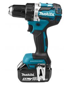 Makita DDF484RTJ 18 V Boor-/schroefmachine