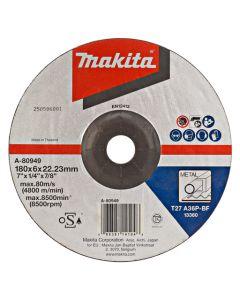 Makita A-80949 Afbraamschijf 180x6,0mm staal