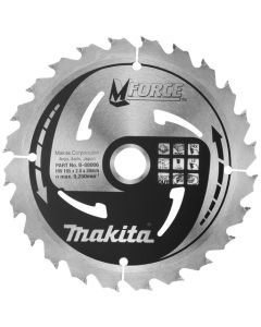 Makita B-08006 Zaagblad Hout