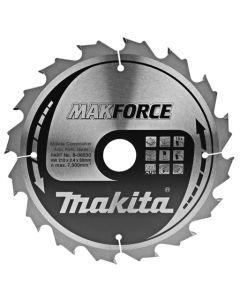 Makita B-08230 Zaagb hout 210x30x2,4 16T 20g