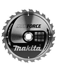 Makita B-08268 Zaagb hout 270x30x2,6 24T 20g