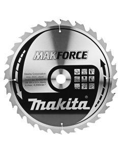 Makita B-08274 Zaagb hout 355x30x3,0 24T 20g