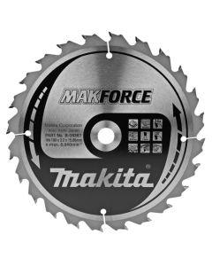 Makita B-08361 Zaagb hout 190x15,88x2,2 24T 20g