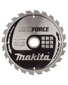 Makita B-08408 Cirkelzaagblad Hout