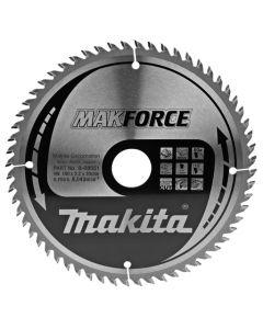 Makita B-08551 Zaagb hout 190x30x2,2 60T 15g