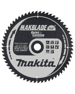 Makita B-08713 Afkortzaagblad Hout