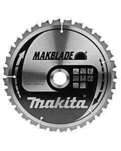 Makita B-08925 Zaagb hout 255x30x2,3 32T 5g