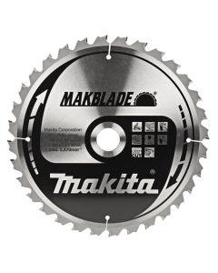 Makita B-08931 Zaagb hout 260x30x2,3 32T 5g