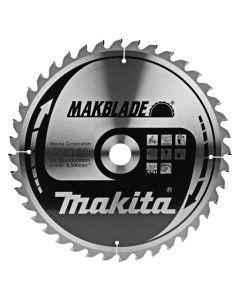 Makita B-08997 Zaagb hout 305x30x2,3 40T 5g