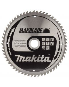 Makita B-09014 Afkortzaagblad Hout