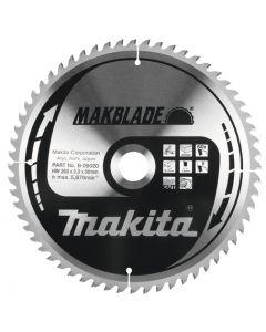 Makita B-09020 Zaagb hout 260x30x2,3 60T 5g