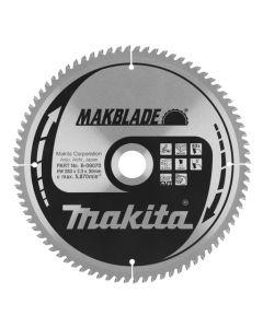 Makita B-09070 Zaagb hout 260x30x2,3 80T 5g