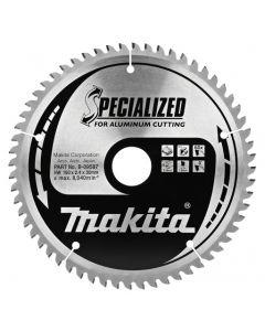 Makita B-09597 Cirkelzaagblad Aluminium