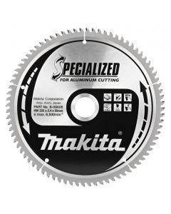 Makita B-09606 Cirkelzaagblad Aluminium