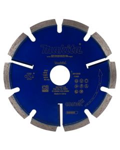Makita B-13253 Diamant voegschijf 125x22,23x6,4mm blauw