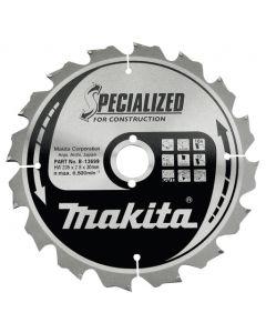 Makita B-13683 Cirkelzaagblad Hout (bouw/constructie)