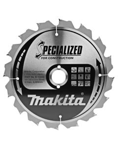 Makita B-13699 Cirkelzaagblad Hout (bouw/constructie)