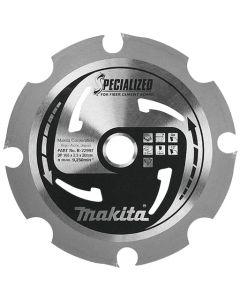 Makita B-22997 Cirkelzaagblad Vezelcementplaat