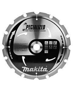 Makita B-23020 Afkortzaagblad Vezelcementplaat