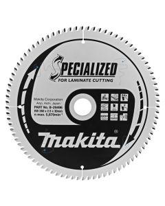 Makita B-29496 Afkortzaagblad Laminaat