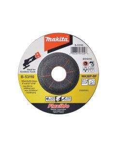 Makita B-53110 Afbraamschijf 125x4,0x22,23mm metaal