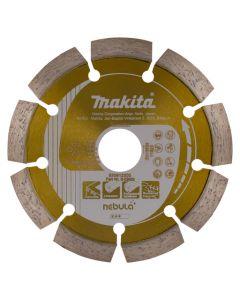 Makita B-53986 Diamantschijf 115x22,23x2,0mm oranje