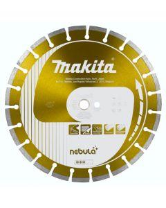 Makita B-54053 Diamantschijf 350x25,4x3,0mm oranje