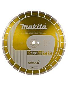 Makita B-54069 Diamantschijf 400x25,4x3,4mm oranje