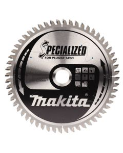 Makita B-56714 Invalzaagblad Aluminium