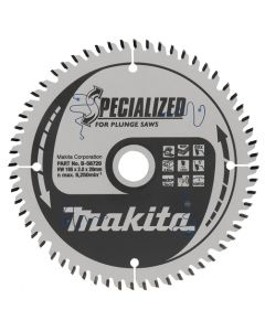 Makita B-56720 Invalzaagblad MDF