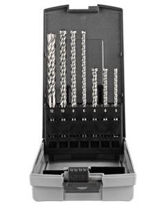 Makita B-59031 P4S: SDS-PLUS boor 7-dlg set