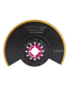 Makita B-64973 TMA064 Segmentzaagblad 85mm multi materiaal
