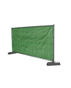 Bouwhekkleed, bouwhekdoek groen 1.76 x 3.41 m