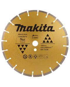 Makita D-56982 Diamantschijf 300x25,4x3,0mm