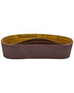 Makita D-67181 Schuurband K120 76x610 Red