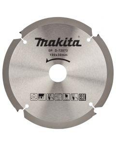 Makita D-72073 Cirkelzaagblad Vezelcementplaat