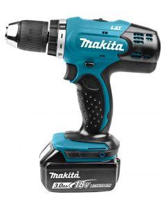 Makita DDF453RFE 18 V Boor-/schroefmachine